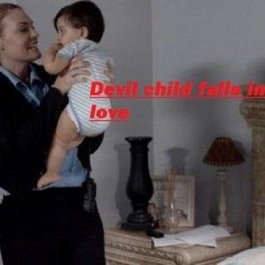 Devil child falls in love