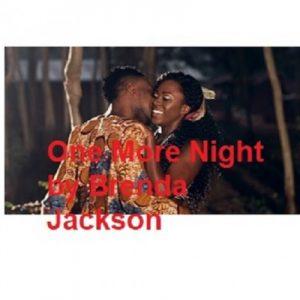One More Night by Brenda Jackson