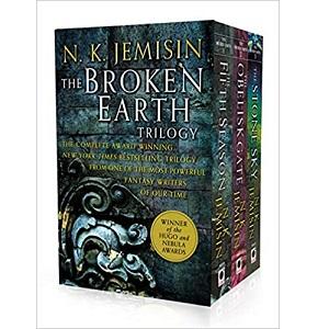 The Broken Earth Trilogy by N. K. Jemisin