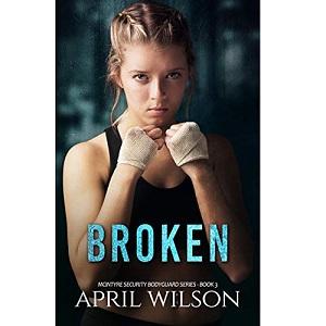 Broken by April Wilson