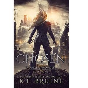 Chosen by K.F. Breene