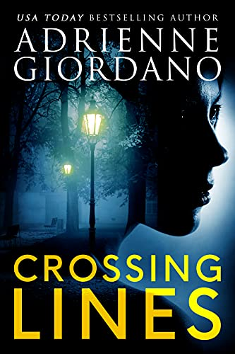 Crossing Lines by Adrienne Giordano