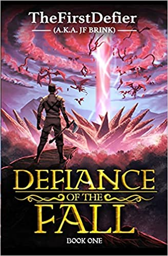 Defiance of the Fall by JF Brink