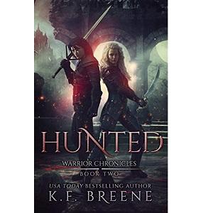 Hunted by K.F. Breene