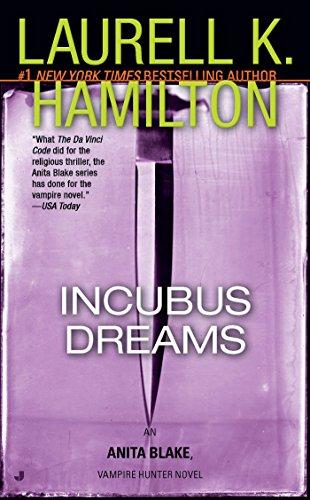 Incubus Dreams by Laurell K. Hamilton