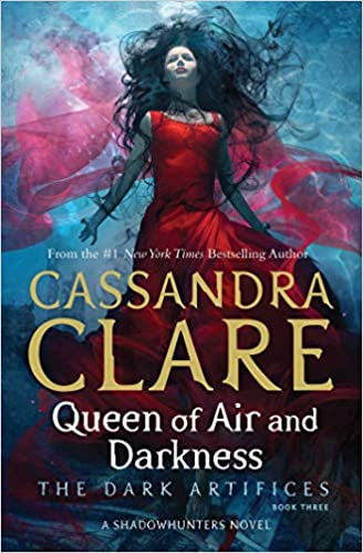 QUEEN OF AIR AND DARKNESS by CLARE CASSANDRA