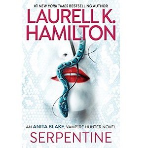 Serpentine by Laurell K. Hamilton