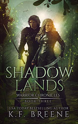 Shadow Lands by K.F. Breene