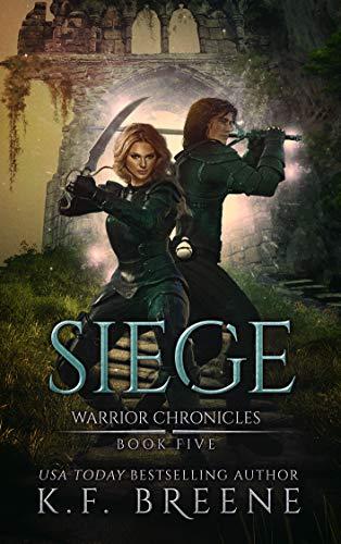 Siege by K.F. Breene