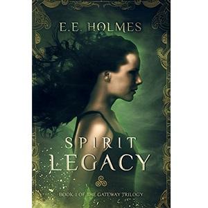 Spirit Legacy by E.E. Holmes