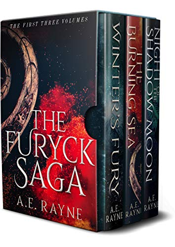 The Furyck Saga by A.E. Rayne