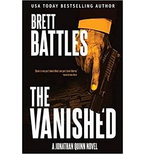 The Vanished by Brett Battles
